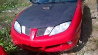 Parting out 2003 sunfire ecotec 4cyl auto