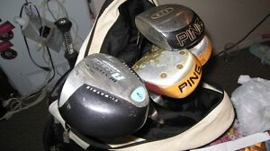 Golf Clubs Disney Golf Bag Right hand clubs VG Cond!!!