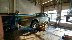 02 Ford Taurus Safetied & Etested!  Only 2000$