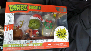 Dorbz Ride The grinch. Funko dorbz