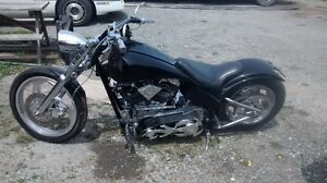 103 cu.in. Softail  REDUCED