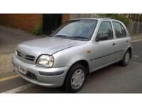 2000 Nissan Micra 1.0 16v Profile CVT 5dr