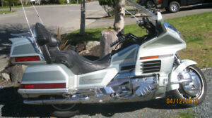 2000 Honda Gold Wing Motorcycle