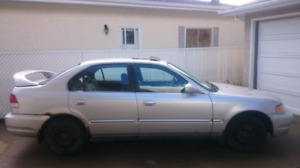98 Acura 1.6 el BLUETOOTH and SEAT WARMERS