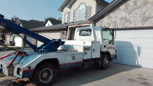 2002 GMC Tow Truck For Sale By Owner