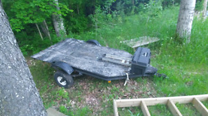 Motorcycle/ATV trailer for sale