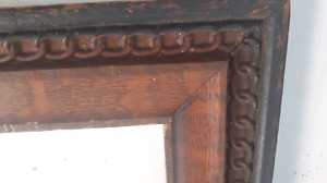 Beautiful Large Antique Picture Frame