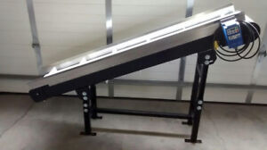 *** Belt Conveyors and Roller Conveyors Made in Ontario ***