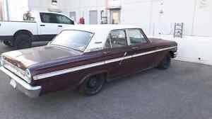 1964 Ford Fairlane 500 4 door Sedan NEED GONE