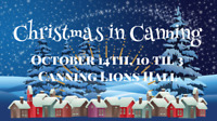 Christmas in Canning Craft & Vendor Fair