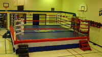 Luc's Boxing Gym- East Side (Aug 3rd reopening)