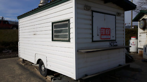 Concession Trailer for rent