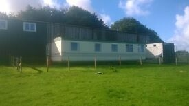 3 bedroom caravan to let
