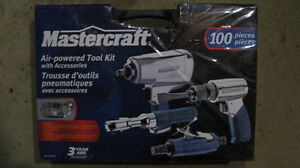 Mastercraft 100 pc. Air Tool Set