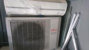 Air climatisé murale 200$