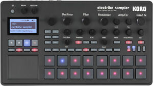 Electribe sampler 2 like new mint. $450.00 trade for mint 404sx