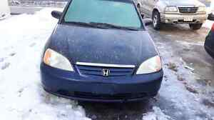 2003 Honda Civic DX-G 5 speed