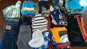 GROS lot de vêtements pour garçon 6 ans/ Boy clothes