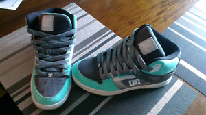 Mint Condition DC High Top Shoes - Size 6 - $65 OBO