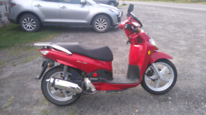 Scooters 200HD sym