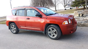 09 jeep compass fully loaded