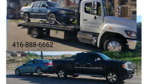 CHEAP TOWING BATTERY BOOST LOCKOUT FLAT BED TOW MISSISSAUGA