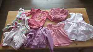 2T girl clothes lot