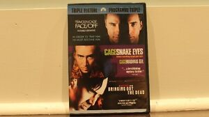 Triple Feature: Face/Off, Snake Eyes, and Bringing Out the Dead West Island Greater Montréal image 1