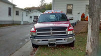 1994 Dodge Power Ram 3500 Pickup Truck consider trade for atv