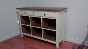 ** Buffet Style Table **