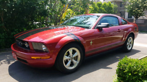 2007 Ford Mustang Manual! 80.000 KM