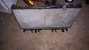 2001-2005 Honda Civic DX Radiator