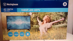 Brand new 42 inch LED HD TV