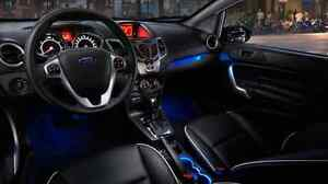 FORD FIESTA cuir, toit ouvrant, mags, bluetooth