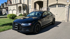 2016 Adui A4 Quattro S-Line - short term lease takeover