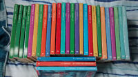 Lot de livres Animorphs
