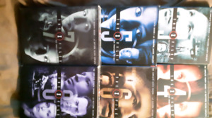 X - Files  - DVD COMPLETE SERIES