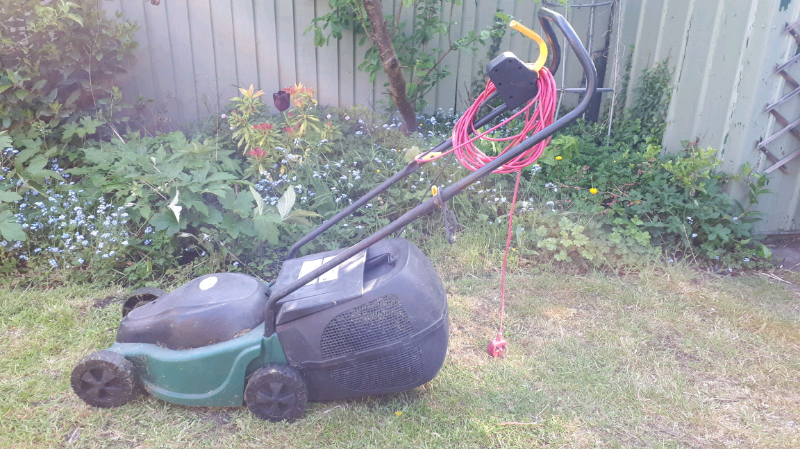 Electric Lawnmower In Basford Nottinghamshire Gumtree