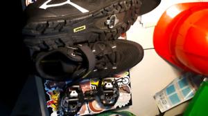 Mavic SPD shoes +Pedals +Clips