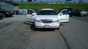 2007 Lincoln Town Car Stretch