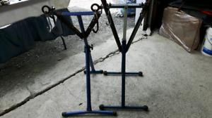 Rack pour motoneige