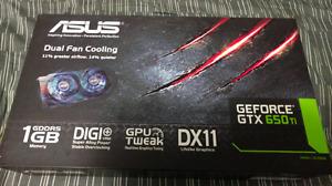 Asus GeForce GTX 650ti