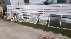 older windows for sale. make a reasonable offer