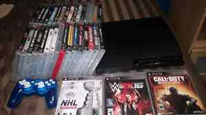 PS3 and 35 games