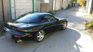 Original 1996 right hand drive Rx7 FD3S