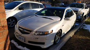 04 Acura Tl A Spec