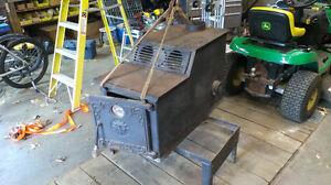 wood stove -Acorn Ranger Kitchener / Waterloo Kitchener Area image 1