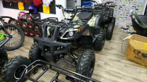 NEW!! GRIZZLY BEAR 150 ATV!!! CHRISTMAS SPECIAL!!