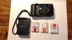 Sony DSC-HX10V excellent condition with extra batteries