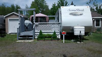 Travel Trailer for Sale.
